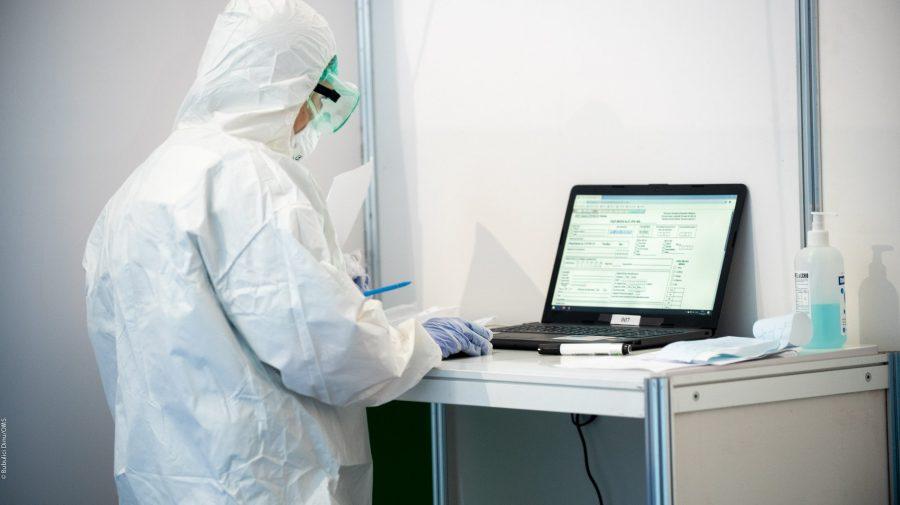 Fiecare al șaselea test efectuat la coronavirus în ultimele 24 de ore a fost pozitiv. Precizările Ministerului Sănătății