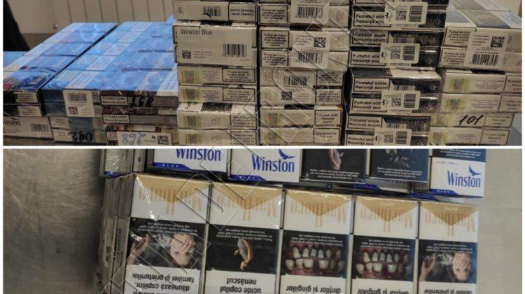 Tânăr din Strășeni a pornit spre Londra cu 260 de pachete de țigări în bagaje. Urma să le vândă pe piața neagră, dar a rămas fără ele