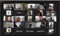 60 de elevi și profesori pasionați de crearea videourilor cu telefonul au dezvoltat abilități de storytelling