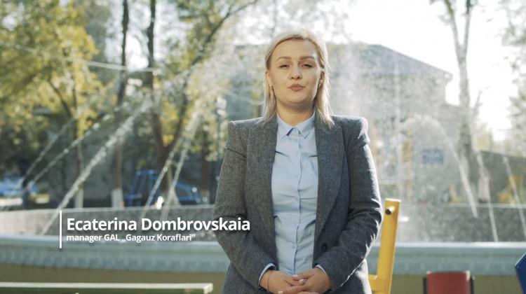 Ecaterina Dombrovscaia – femeia-exemplu care mobilizează oamenii să devină activi, să dezvolte UTA Găgăuzia