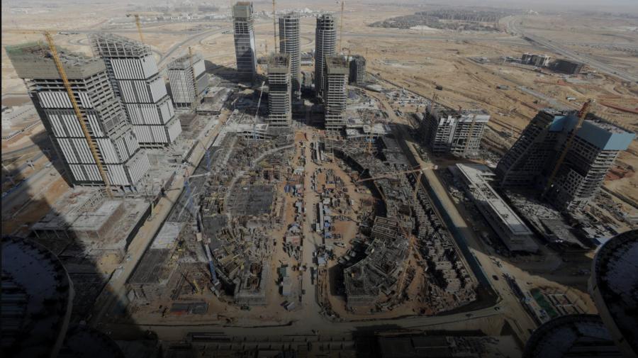 Statul care își schimbă capitala în acest an, într-un oraș grandios, construit de la zero (VIDEO)