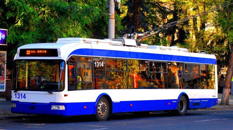(GALERIE FOTO) +20 de troleibuze noi pe străzile din Chișinău