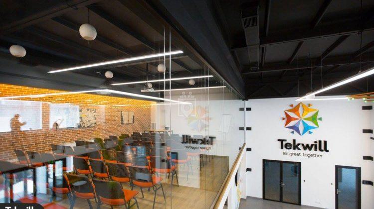 """Centrul """"Tekwill"""" a ajuns la patru ani de activitate. Principalele rezultate"""