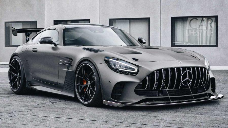 Tuning pentru un Mercedes-AMG GT Black Series. I-au dat 1111 cai putere