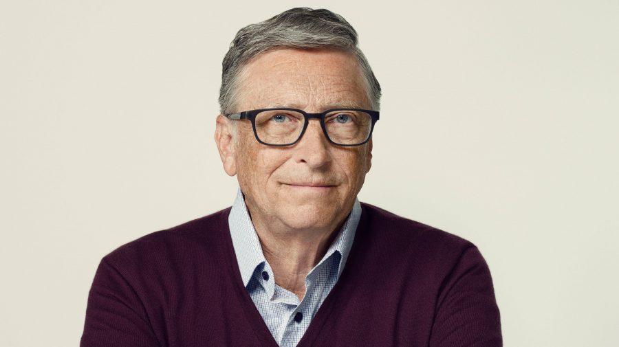 """Bill Gates anunță că """"sfârșitul pandemiei e aproape"""". De ce compară purtatul măștii cu purtatul pantalonilor"""