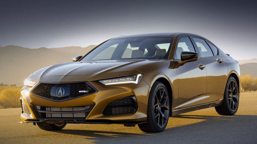 Acura dezvăluie cele mai așteptate informații despre cel mai puternic sedan din istoria sa (FOTO)