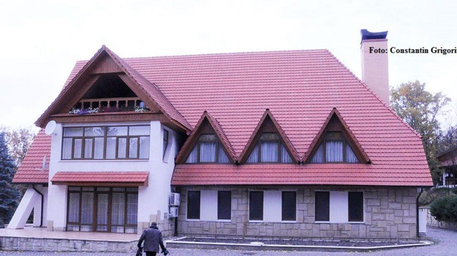 (GALERIE FOTO) Cum arată vila prezidențială de la Condrița în interior