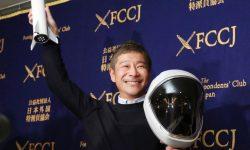 Un miliardar japonez caută 8 persoane pentru a zbura pe Lună. El va plăti pentru întreaga călătorie