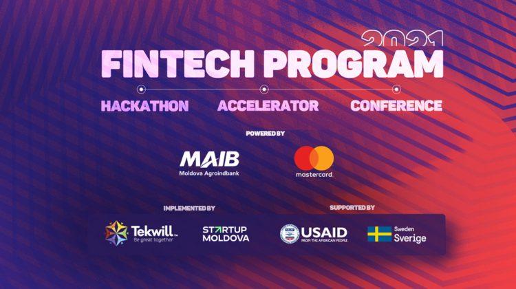 """MAIB invită startup-urile tech din Moldova să se înscrie în programul """"Verticala Fintech 2021"""""""