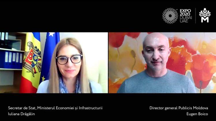 Participarea Moldovei la Expo Dubai 2020 -o oportunitate de poziționare pe plan global