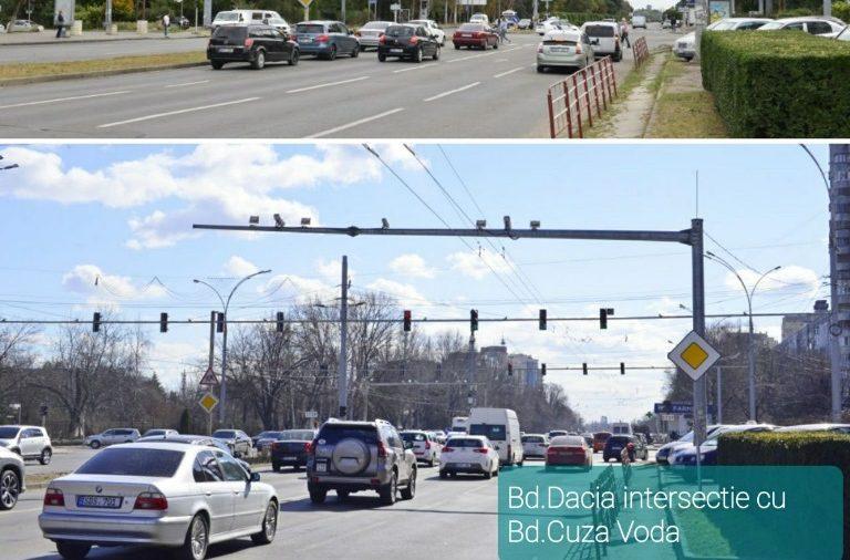 Primăria mun. Chișinău continuă să evacueze panourile de reclamă. Cum se schimbă la față capitala (FOTO)