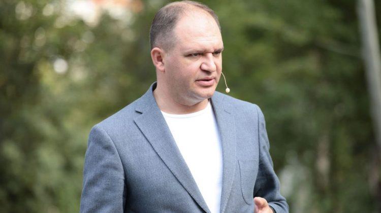 Primarul de Chișinău, testat pozitiv la COVID-19. Cum se simte și unde primește tratamentul