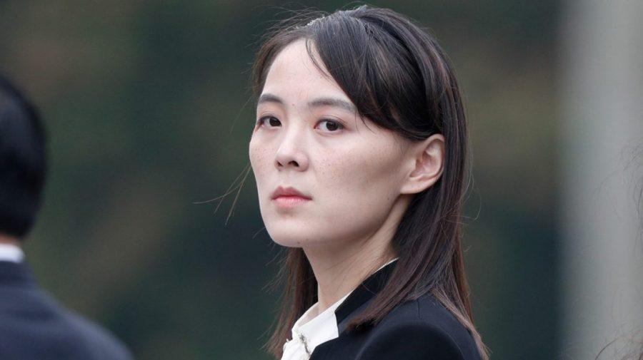 """Sora lui Kim Jong-un, avertisment dur pentru Statele Unite: """"Ar fi bine să nu facă nimic care să le alunge somnul"""""""