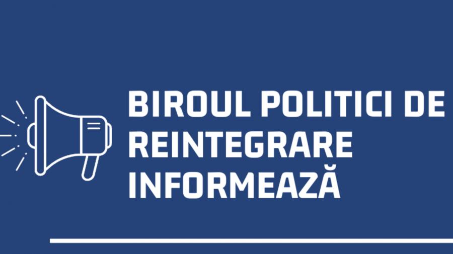 Biroul Politici de Reintegrarea: Accentuăm necesitatea revenirii la situația de până la pandemie