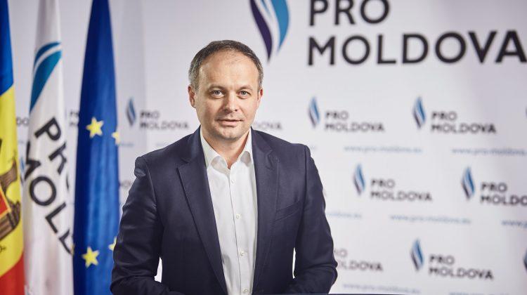 Pro Moldova propune acordarea împuternicirilor suplimentare guvernului demisionar