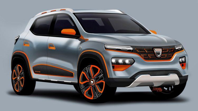 VIDEO: Dacia a anunțat prețurile pentru mașina electrică Spring. Când vor începe livrările