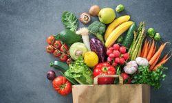 STUDIU! Care este numărul perfect de porții de fructe și legume pe care trebuie să le consumați în fiecare zi