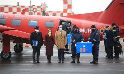 România donează țării noastre alte 14 400 de doze de vaccin AstraZeneca