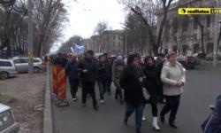 Fără salarii de câteva luni, angajații de la Calea Ferată ies mâine la protest