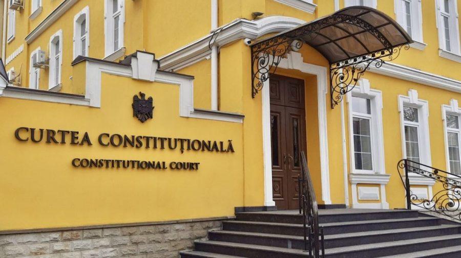 CC a respins cererea PSRM de suspendare a acțiunii decretului Maiei Sandu privind numirea lui Grosu