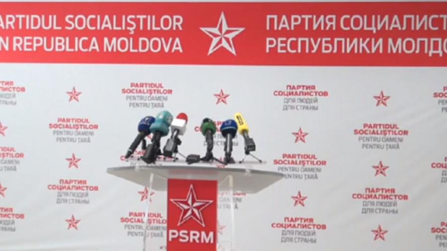 Istoria se repetă. PSRM va înainta mâine un nou candidat la funcția de prim-ministru