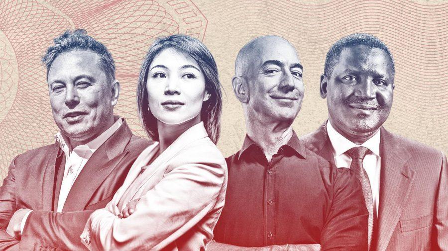 """""""Cei foarte bogați au devenit mult mai bogați"""". Cine sunt primii în TOP 5 și care sunt sursele de venit"""