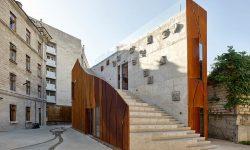 Unde se află și cum arată clădirea din Moldova, inclusă în lista de nominalizări la un Premiul UE
