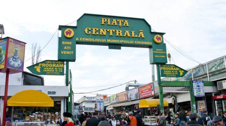 Piața Centrală activează într-un nou regim. Programul actualizat