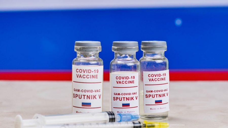 Țara noastră primește vaccin gratuit din partea Rusiei. Un lot de 182 de mii de doza Sputnik V