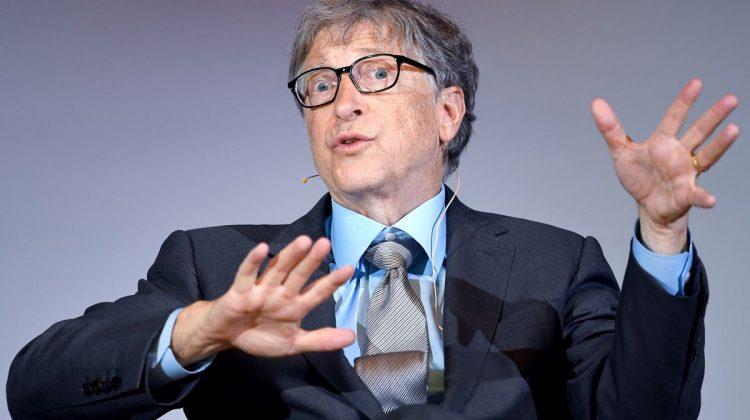 Bill Gates vrea să schimbe lumea. Ce plan are miliardarul american