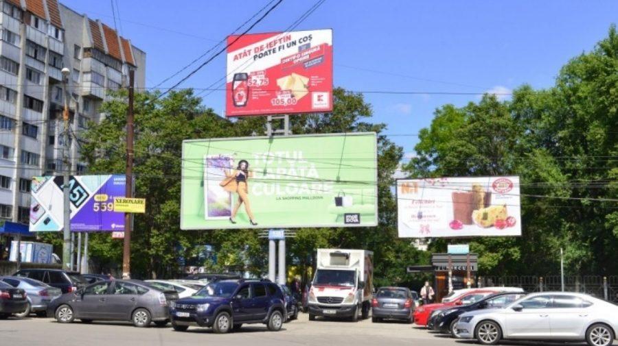 """Haosul publicității stradale: Primăria vrea regulă, interesele """"X"""" se opun vehement"""