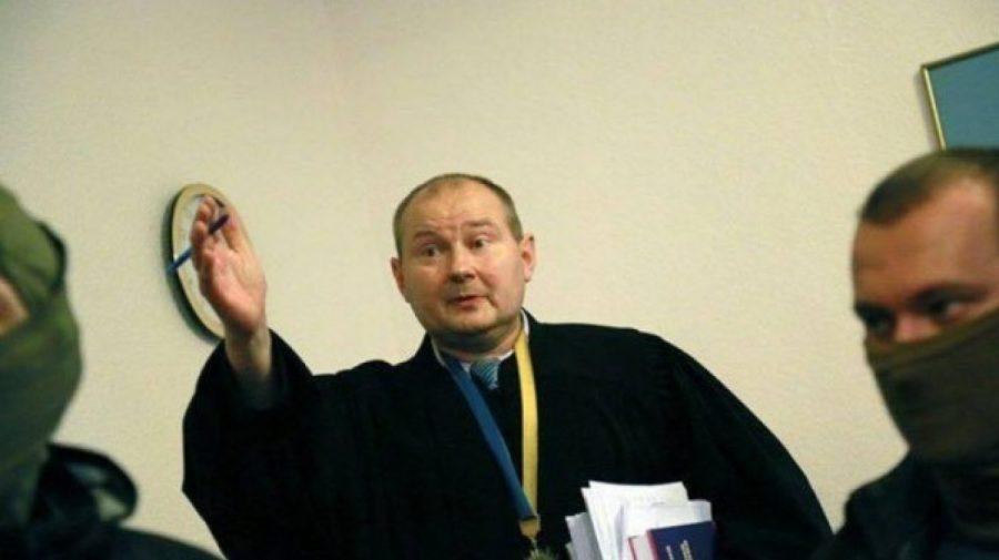 Au găsit trei automobile, utilizate în răpirea judecătorului ucrainean Nicolae Ceaus