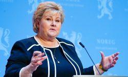 Şefa guvernului norvegian a fost amendată cu 2.000 de euro. Nu a respectat restrcțiile antipandemice