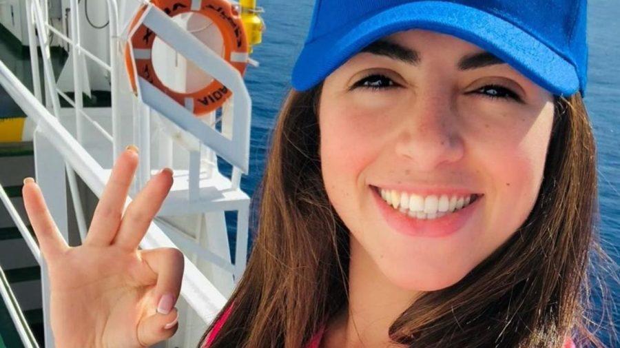 Prima femeie căpitan de navă din Egipt – sursa unor fake news sexiste. Este învinuită că a blocat Canalul Suez