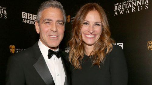 George Clooney şi Julia Roberts vor juca într-un nou film. Premiera va avea loc în toamna anului 2022