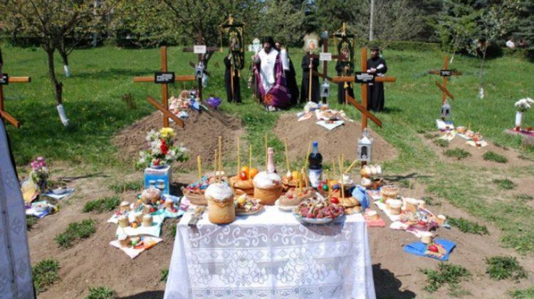 DECIS! Cimitirele rămân închise de Paștele Blajinilor. Anunțul primarului (VIDEO)