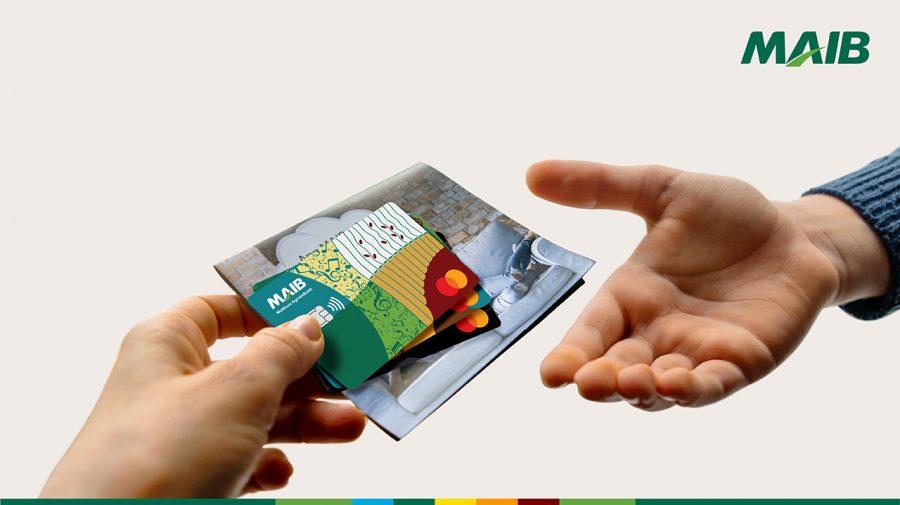 Primește cardurile GAMA acasă în doar 2 click-uri