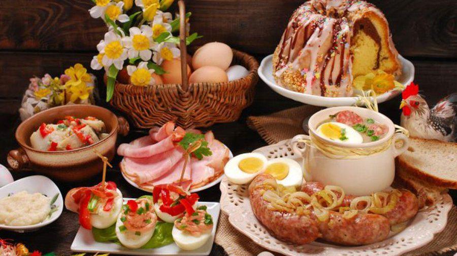 Studiu: Cât vor cheltui moldovenii pentru masa de Paște și unde ale să sărbătorească (GRAFICE)