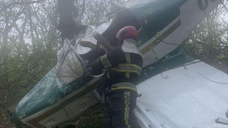 A fost inițiată o investigație pentru a stabili cauzele și circumstanțele prăbușirii aeronavei Eurostar Festival 0007