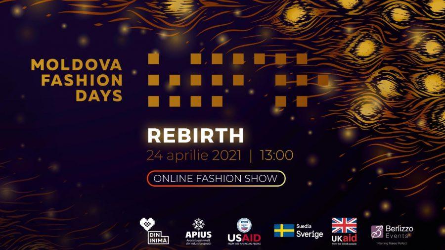 Peste 20 de designeri autohtoni vor participa la Moldova Fashion Days Rebirth