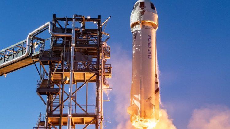 Jeff Bezos vinde bilete pentru călătorii în spațiu: unde te poți înscrie