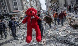"""Conflictul dintre Israel și Gaza: oficialii gazezi spun că duminica a fost """"cea mai mortală zi"""" (FOTO)"""