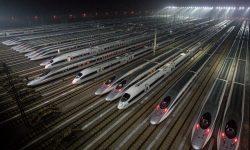 (FOTO)Țara care are cea mai lungă rețea feroviară de mare viteză din lume. Până în 2035 va ajunge până la 70.000 km