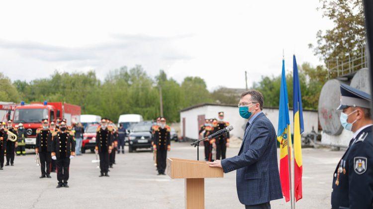 (FOTO) A ajuns prima tranșă din combustibulul promis de România. Ce cantitate a fost adusă