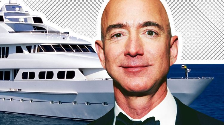 """Jeff Bezos şi-a cumpărat o nouă """"jucărie"""" este vorba de un mega-iaht. Cât costă capriciul celui mai bogat om din lume"""