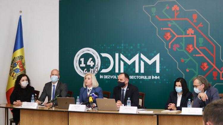 Rezultatele ODIMM la 14 ani de activitate în dezvoltarea sectorului ÎMM. Finanțare, consultanță în afaceri și instruiri