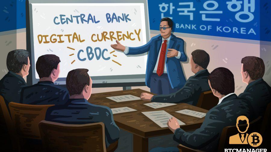 Coreea de Sud vrea propria monedă digitală. Banca Centrală caută un partener care să analizeze aspectele practice