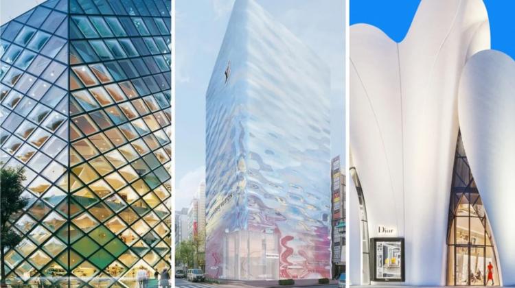 (FOTO) Adevărate opere de artă! Care sunt cele mai impresionante magazine de lux din lume