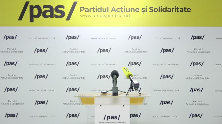 Primii 10 candidați ai PAS la funcția de deputat în Parlament