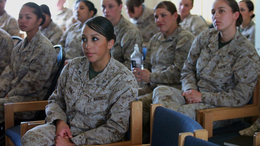 GI Jane din viața reală: primele femei US Marines care pot lupta alături de camarazii lor bărbaţi